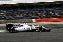 Formel 1 - Williams in Ungarn: Die Luft wird dünner