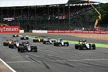 Formel 1 - Tops & Flops des Großbritannien GP 2016