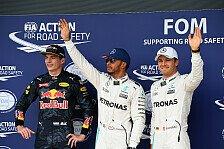 Formel 1 - Bilder: Großbritannien GP - Samstag