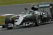 Formel 1 - Keine Strafe: Rosberg behält Startplatz zwei