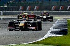 GP2 - Live-Ticker: GP2 und GP3 in Silverstone 2016