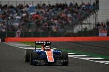 Formel 1 - Wehrlein: Shooting-Star in Silverstone geschlagen