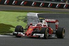Formel 1 - Vettel geschlagen - Räikkönen ist es egal