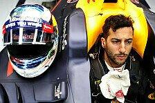 Formel 1 - Verstappen verbläst Ricciardo: Schon blöd