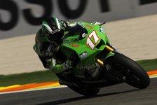 MotoGP - Kawasaki 2007 mit völlig neuem Auftritt