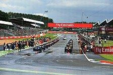 Streckenvorschau: Silverstone Circuit