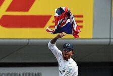 2019 letzter Großbritannien GP in Silverstone? BRDC erwägt Ausstieg