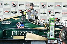 IndyCar - Nach Horror-Crash: Newgarden siegt in Iowa