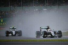 Formel 1 - Mercedes in Ungarn: Favoritenstellung passé