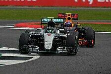 Formel 1 - Renn-Analyse: Verstappens Schlacht mit Rosberg