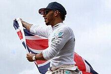 Formel 1 - Die wichtigsten Fakten zum Großbritannien GP