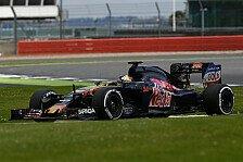 Formel 1 - Sette Camara mit fehlerfreiem Debüt