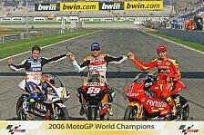 MotoGP - Die vorläufigen Starterlisten sind da