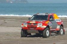 WRC - Bilder: Rallye Por las Pampas