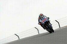 MotoGP - FP4 Sachsenring: Lorenzo-Desaster geht weiter