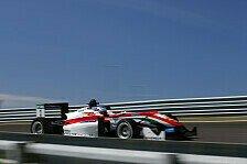 Formel 3 EM - Cassidy und Stroll in Zandvoort auf der Pole