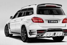 Auto - LARTE enthüllt neues Mercedes GLS Design
