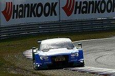Edoardo Mortara siegt im Hauptrennen der DTM am Nürburgring