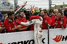 Formel 3 EM - Zandvoort: Prema-Duo vor Alessio Lorandi