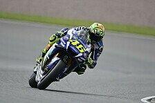 MotoGP - Rossi: Marquez hat einen kleinen Vorteil
