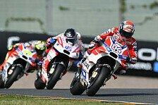 MotoGP - Dovizioso zögert: Zweiter MotoGP-Sieg entgleitet