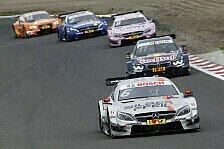 DTM - Zandvoort: Mercedes schlägt eindrucksvoll zurück