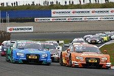 DTM - Später Audi-Horror: GPS-Panne und Krankenhaus
