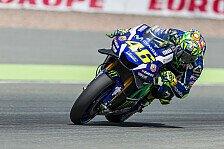 MotoGP - Favoriten-Check: Großes Duell Rossi vs. Marquez
