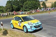 ADAC Opel Rallye Cup - Schwedischer Doppelsieg in Thüringen