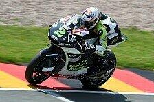 Moto2 - Deutschland GP: Die Schweizer Fahrer im Check