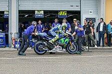 MotoGP - Rossi verteidigt seine fragwürdige Strategie