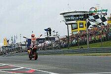 Sachsenring-Motorrad-GP: Kein Geld mehr für MotoGP-Rennen vom Freistaat Sachsen