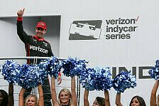 IndyCar - Power erhält Startfreigabe fürs Finale