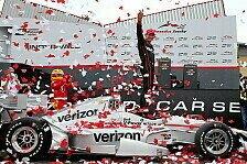 IndyCar - Power siegt weiter und setzt Pagenaud unter Druck