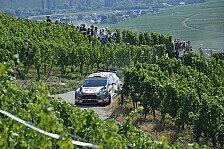 ADAC Rallye Deutschland - Der Freitag der ADAC Rallye Deutschland