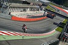 MotoGP - Dovizioso präsentiert im FP2 Ducati-Dominanz