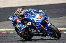 MotoGP - FP1: Vinales holt sich Überraschungs-Bestzeit