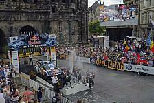 WRC - Vielseitige Attraktionen bei Rallye Deutschland