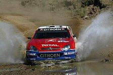 WRC - Duval: Zuerst die schwarze Katze, dann ein kaputter Kühler
