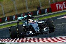 Formel 1 - Live: Der Freitag in Budapest