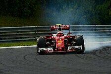 Formel 1 - Analyse: Ferraris Qualifying-Problem