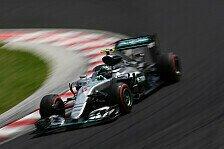 Rosbergs Gelb-Affäre im Ungarn-Qualifying