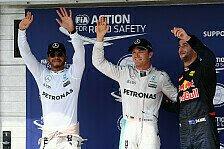 Formel 1 - Kommentar: Die Doppel-Moral der Formel 1