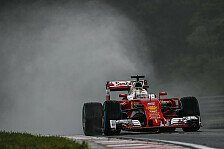 Formel 1 - Verkehr: Vettel trauert erster Reihe nach