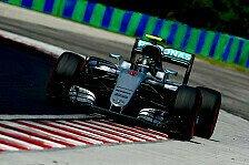 Formel 1 - Fall Rosberg: Hitzige Diskussionen über Doppelgelb