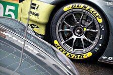 24 h von Le Mans - Le Mans 2017: Mehr Teams setzen auf Dunlop