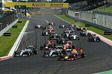 Formel 1 - Team für Team - Ungarn GP: Rennen