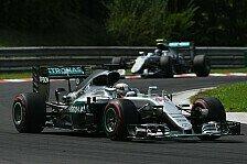 Formel 1 - Ungarn GP: Hamilton mit Sieg zur WM-Führung