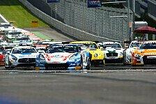 Nürburgring: Titelkampf im ADAC GT Masters spitzt sich zu