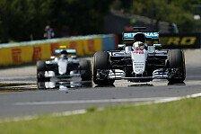Formel 1 - Mercedes in Deutschland: Allein auf weiter Flur